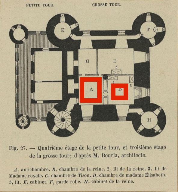 Les papiers peints de la prison du Temple - Page 2 Plan_p15