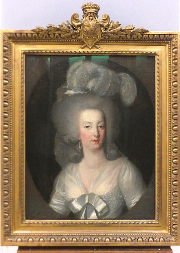 Généalogie, Héraldique, Armoiries, et Blasons de Marie-Antoinette - Page 2 Portra49