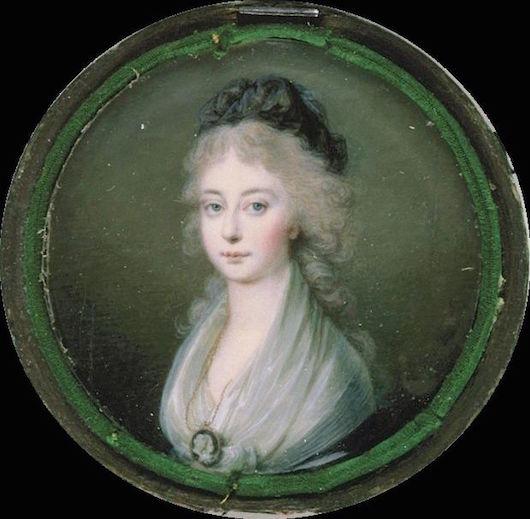 Portraits de Madame Royale, duchesse d'Angoulême - Page 5 Portra51