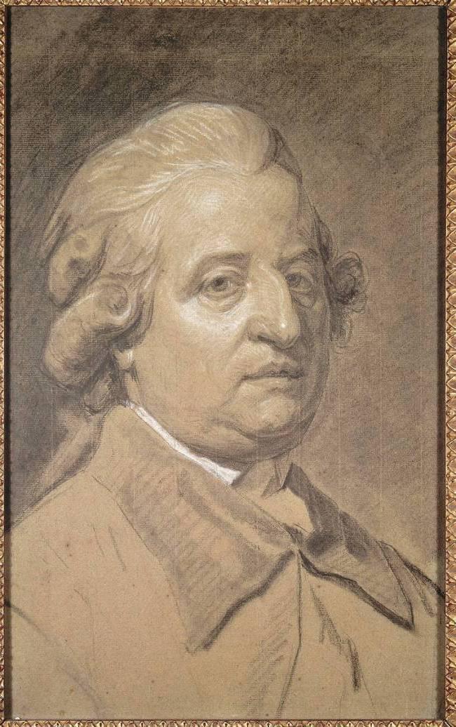 Le peintre Joseph Ducreux Portra53