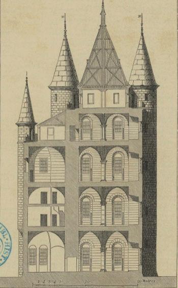 Les papiers peints de la prison du Temple Prison10