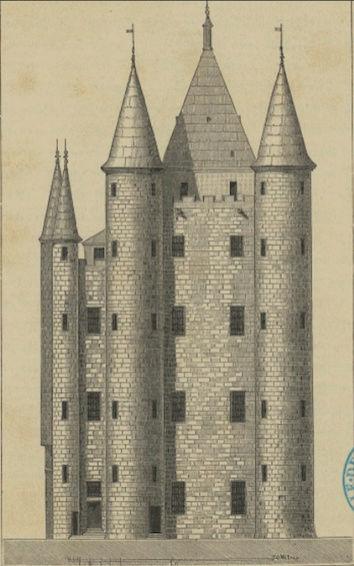 Les papiers peints de la prison du Temple Prison11