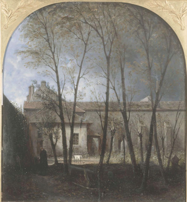 Madame de Tourzel, le corps et la sépulture de Louis XVII Sainte10