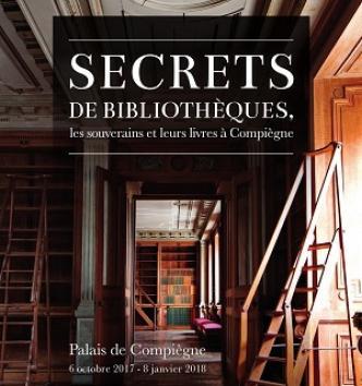 Exposition : Secrets de bibliothèques, au château de Compiègne Secret10