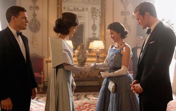 Série The Crown : le règne de la reine Elisabeth II - Page 3 The_cr11