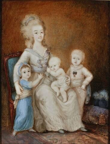 Marie-Thérèse de Savoie, comtesse d'Artois - Page 4
