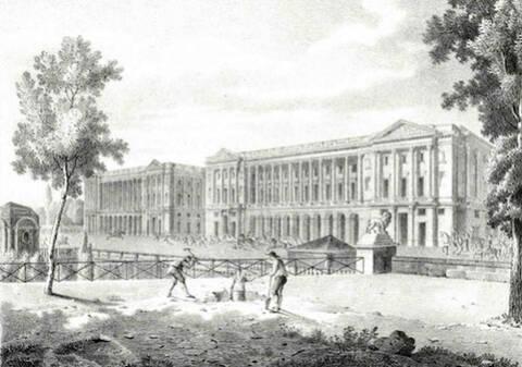 Septembre 1792 Le Cambriolage Du Garde Meuble Et Le Vol