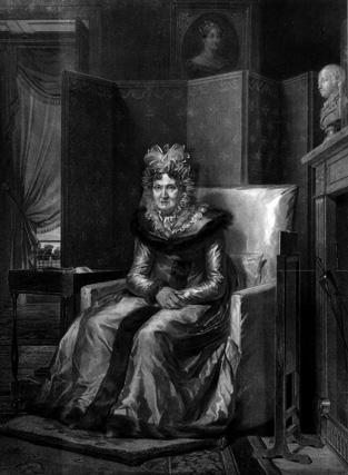 Madame de Tourzel, le corps et la sépulture de Louis XVII Tourze11