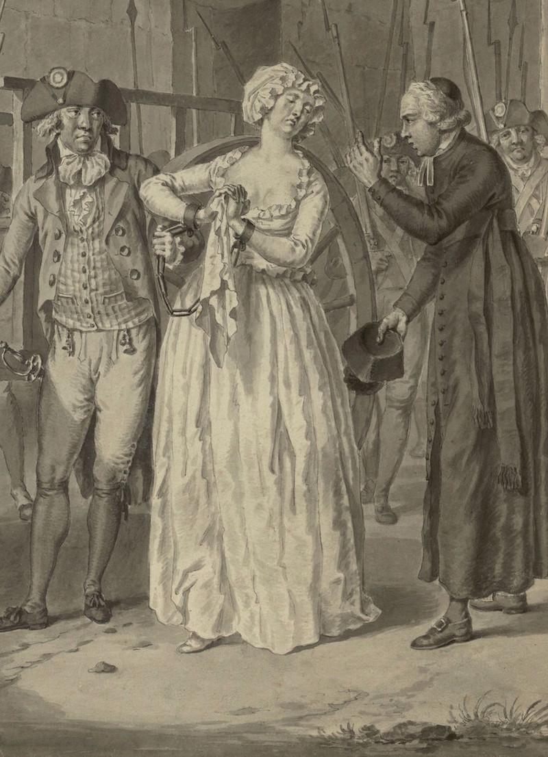 16 octobre - L'exécution de Marie-Antoinette le 16 octobre 1793 - Page 5 Van_cu11