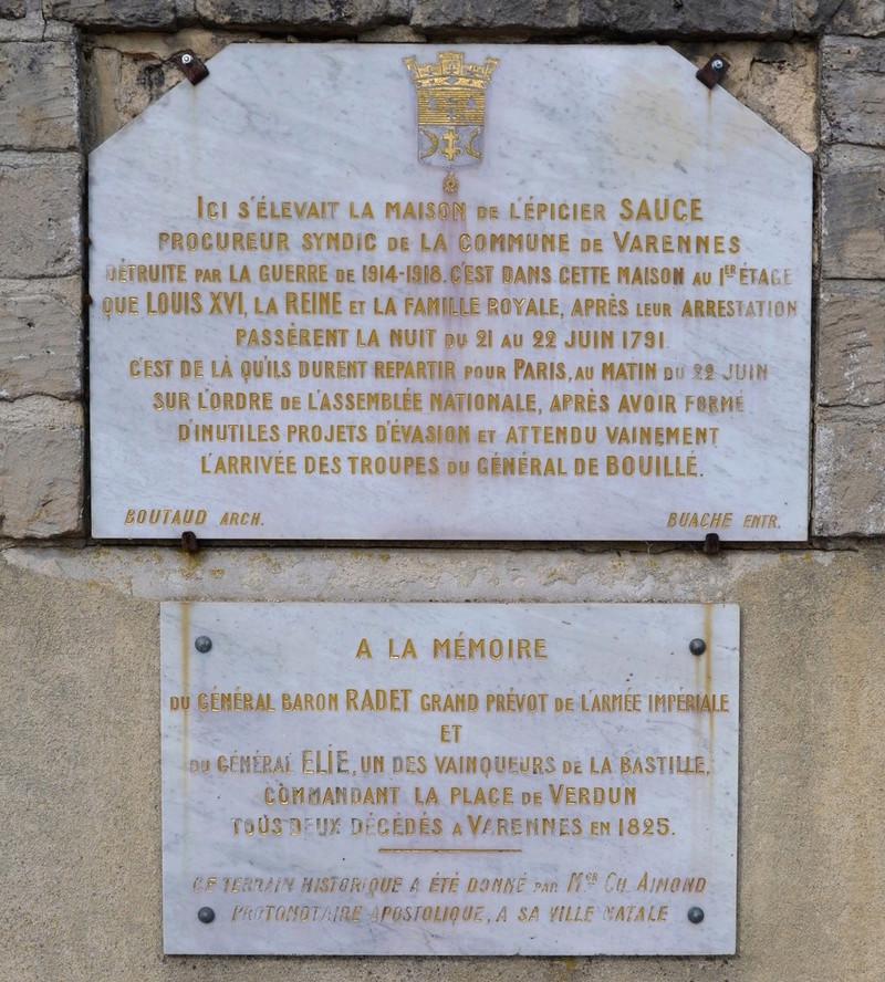 La fuite vers Montmédy et l'arrestation à Varennes, les 20 et 21 juin 1791 - Page 10 Varenn16