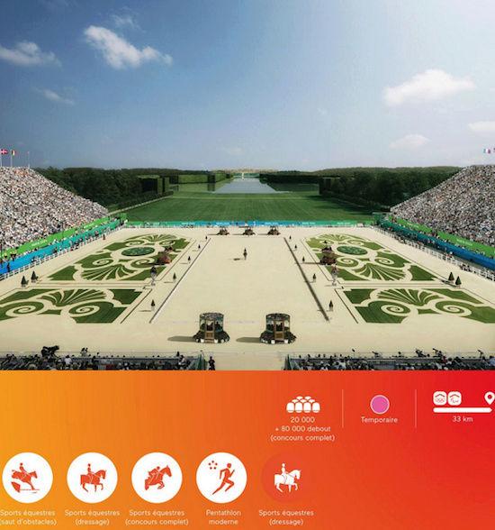 Versailles et les Jeux Olympiques de 2024 Versai11