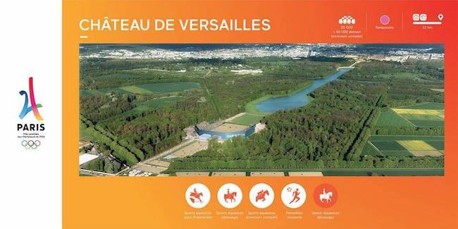 Versailles et les Jeux Olympiques de 2024 Versai12