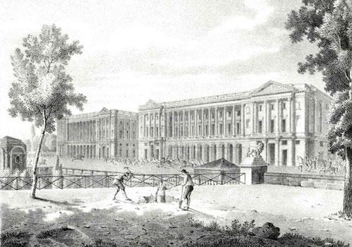 Septembre 1792,  le cambriolage du Garde-Meubles de la Couronne Vue-du10
