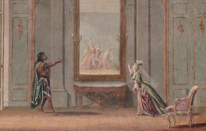 Le boudoir turc de Marie-Antoinette à Fontainebleau - Page 4 Zeimir10
