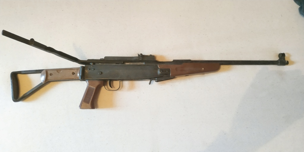 """Identification d'une """"vieille"""" carabine à plomb  Img_2011"""