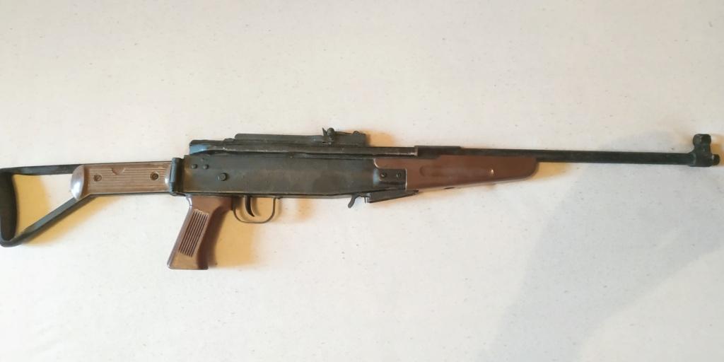 """Identification d'une """"vieille"""" carabine à plomb  Img_2012"""