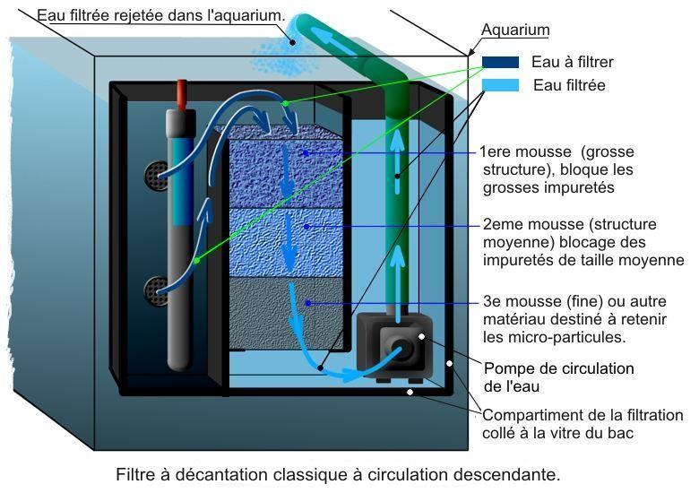 Aquarium type Amazonien 450 ou 500L Schema10