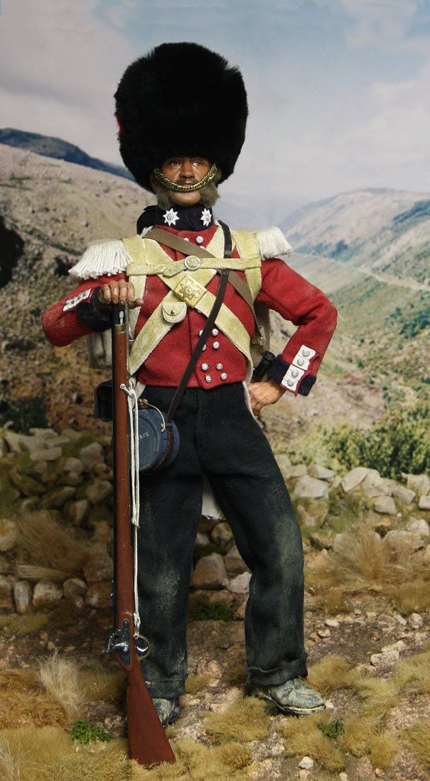 Sharpshooter Coldstream Guards 2ce6b310