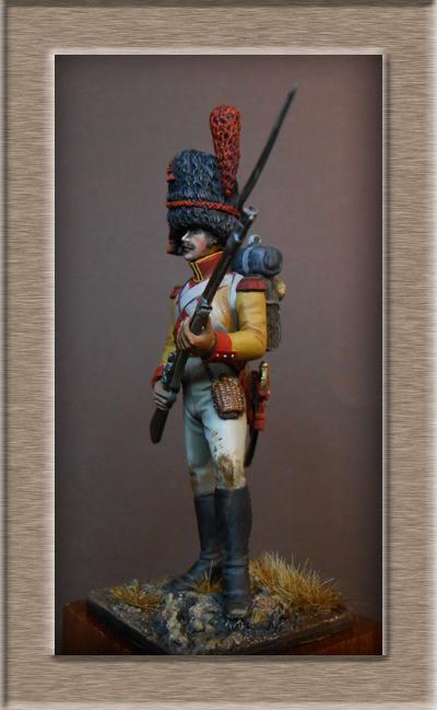 Vitrine Alain 2 mise en peinture sculpture Grenadier en surtout  1807  MM54mm - Page 6 Dscn0713