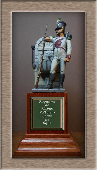 Vitrine Alain 2 mise en peinture sculpture Grenadier en surtout  1807  MM54mm - Page 6 Dscn0810