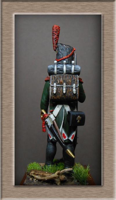 Royaume d'Italie.Grenadier de ligne 1804-1807 MM54mm Dscn0826