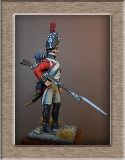 Vitrine Alain 2 mise en peinture sculpture Grenadier en surtout  1807  MM54mm - Page 6 Dscn0912
