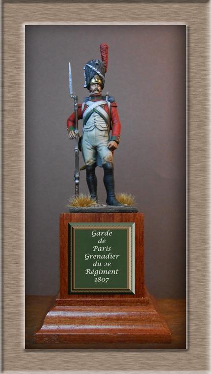 Vitrine Alain 2 Légion Portugaise .Grenadier1808-1814 Chronos Miniatures résine   54mm résin 54 mm ) - Page 7 Dscn0915