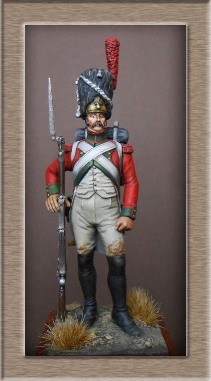 Vitrine Alain 2 Légion Portugaise .Grenadier1808-1814 Chronos Miniatures résine   54mm résin 54 mm ) - Page 7 Dscn0916