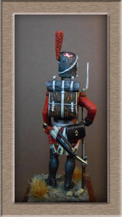 Vitrine Alain 2 Légion Portugaise .Grenadier1808-1814 Chronos Miniatures résine   54mm résin 54 mm ) - Page 7 Dscn0919