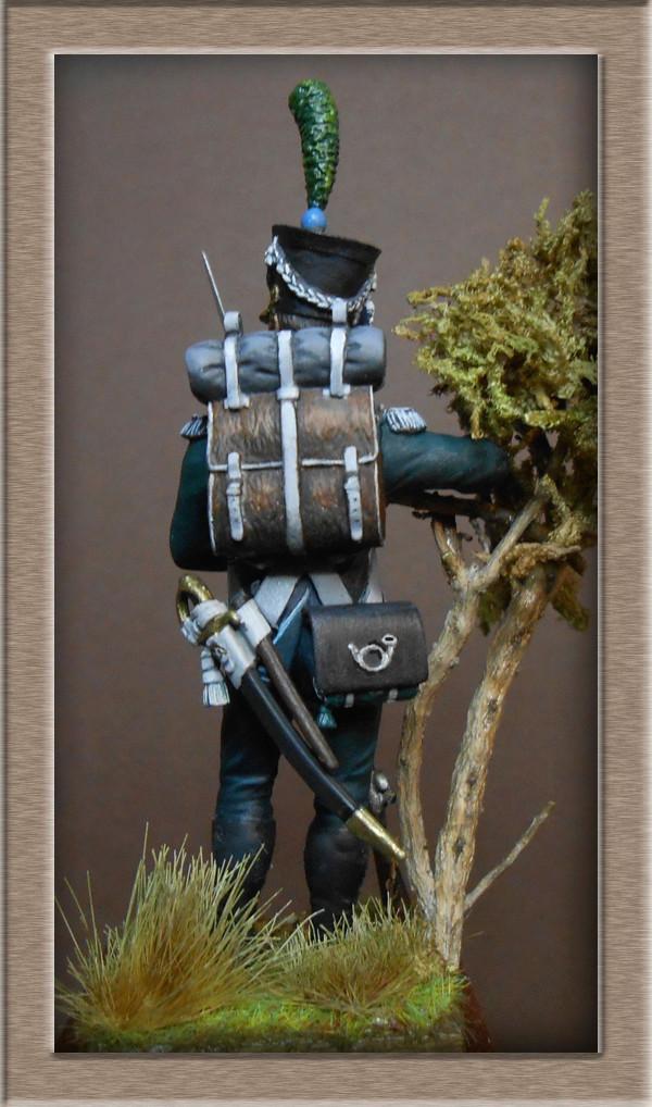 Vitrine Alain 2 Légion Irlandaise Carabinier 1808 SOGA Miniatures 54 mm ) - Page 8 Dscn1710