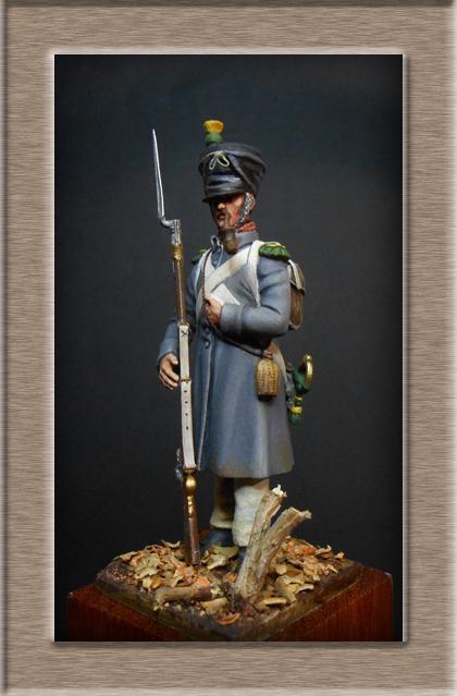 Vitrine Alain 2 mise en peinture sculpture Grenadier en surtout  1807  MM54mm - Page 5 Dscn8213
