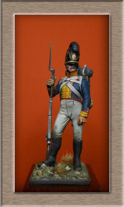 Vitrine Alain 2 mise en peinture sculpture Grenadier en surtout  1807  MM54mm - Page 5 Dscn8511
