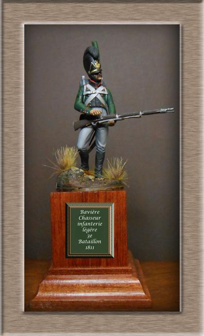 Vitrine Alain 2 mise en peinture sculpture Grenadier en surtout  1807  MM54mm - Page 5 Dscn8610