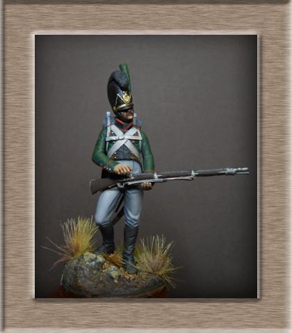 Vitrine Alain 2 mise en peinture sculpture Grenadier en surtout  1807  MM54mm - Page 5 Dscn8611