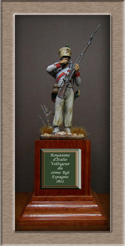 Vitrine Alain 2 mise en peinture sculpture Grenadier en surtout  1807  MM54mm - Page 5 Dscn8624