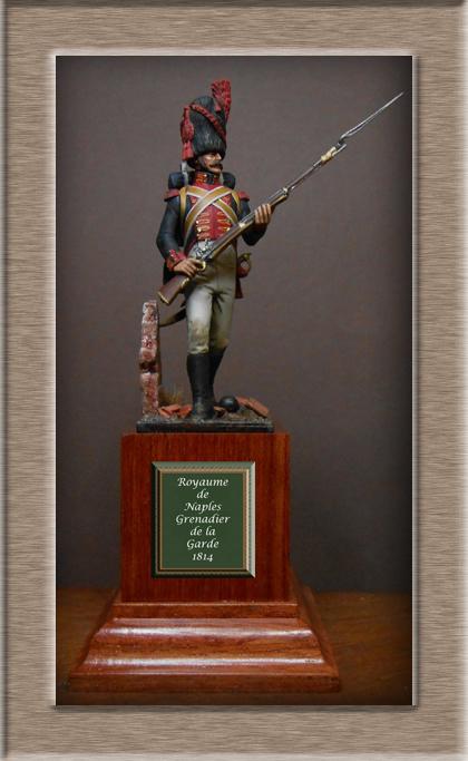 Royaume de Naples Grenadier de la Garde MM 54mm Dscn8728