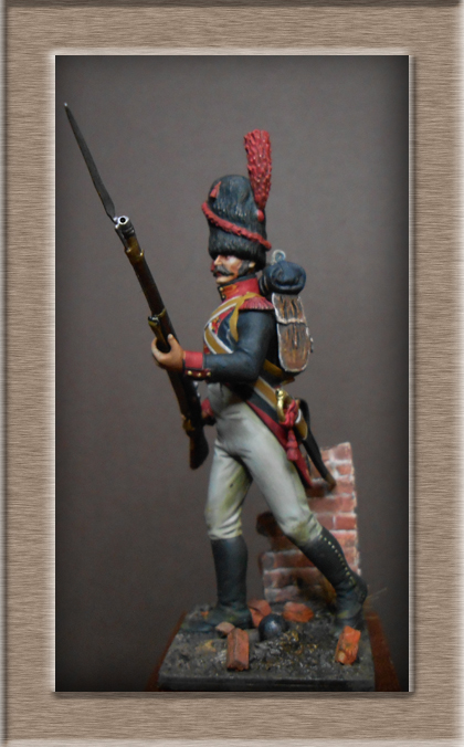 Royaume de Naples Grenadier de la Garde MM 54mm Dscn8731
