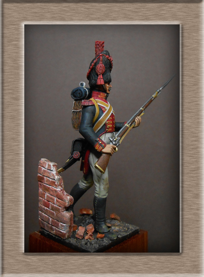 Royaume de Naples Grenadier de la Garde MM 54mm Dscn8812