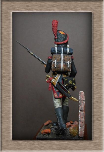 Royaume de Naples Grenadier de la Garde MM 54mm Dscn8813
