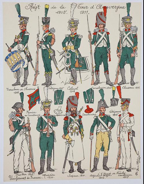 Vitrine Alain 2 Voltigeur de la ligne retour d'Espagne 1814 MM54mm - Page 8 Img_0610