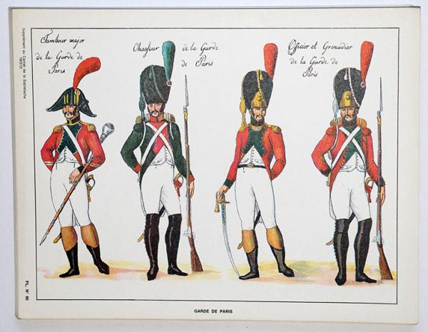 Garde de Paris Grenadier du 2e Régiment 1807 MM54mm Img_1211