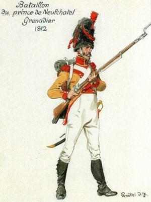 Vitrine Alain 2 mise en peinture sculpture Grenadier en surtout  1807  MM54mm - Page 6 Ob_65c10
