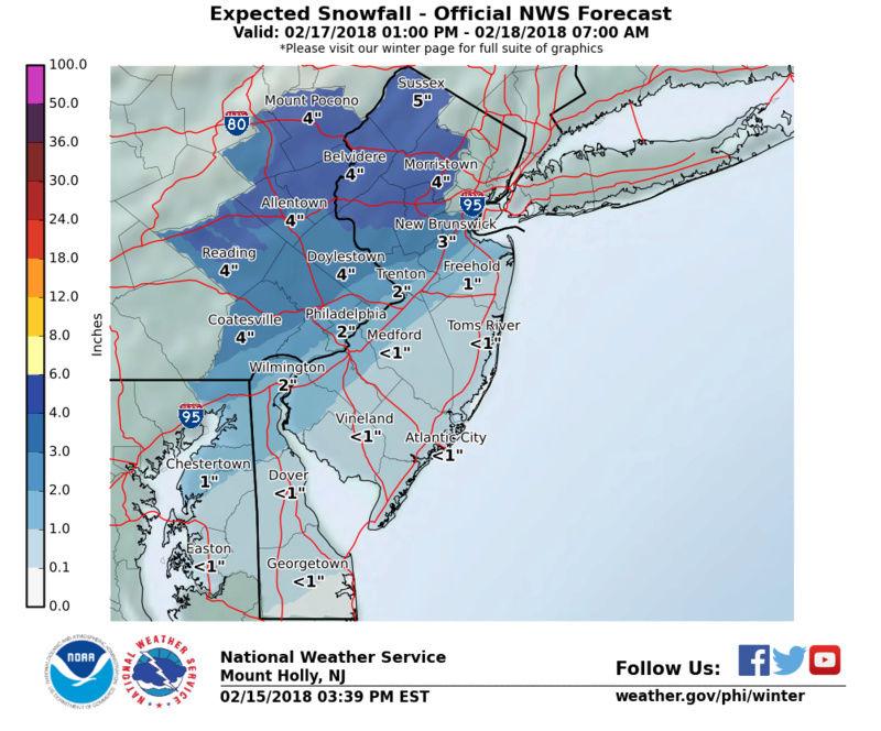 FEB 17th-18th Snow? Sleet? Rain? - Page 2 Stormt18