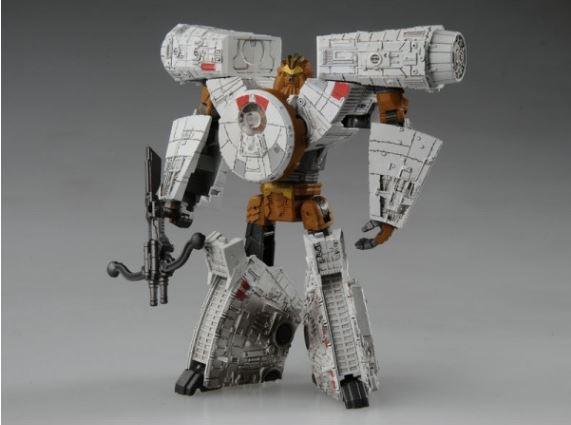 Star wars X Transformers Fm510