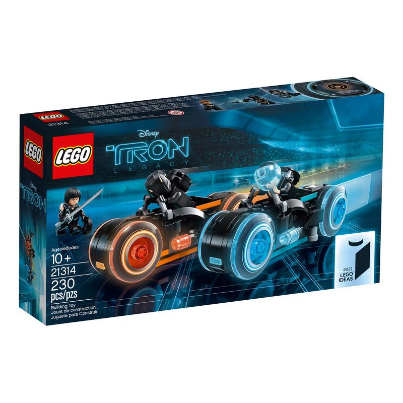 LEGO TRON  Img_0121