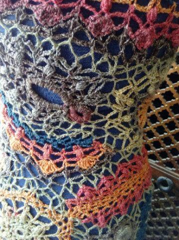 Osons nous vêtir de Poésie & soyons Créatives  Croche13
