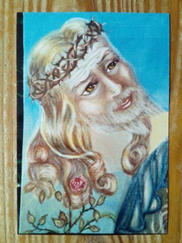 Etudes à thème St Thérèse de Lisieux  Img_2082