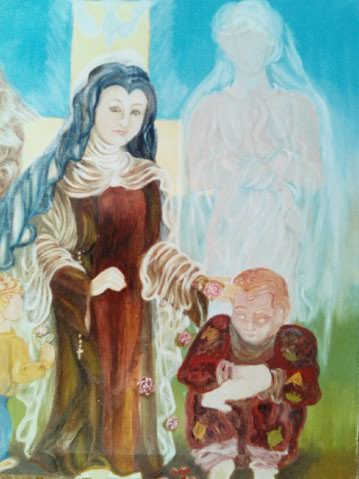 Etudes à thème St Thérèse de Lisieux  Img_2083
