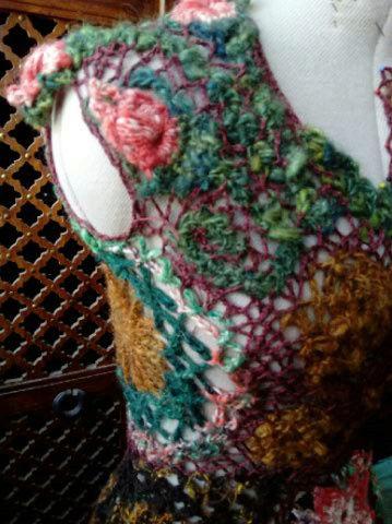 Osons nous vêtir de Poésie & soyons Créatives  Mohair61