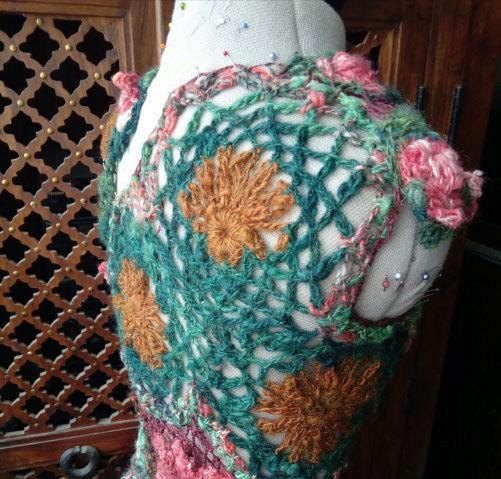 Osons nous vêtir de Poésie & soyons Créatives  Moohai11